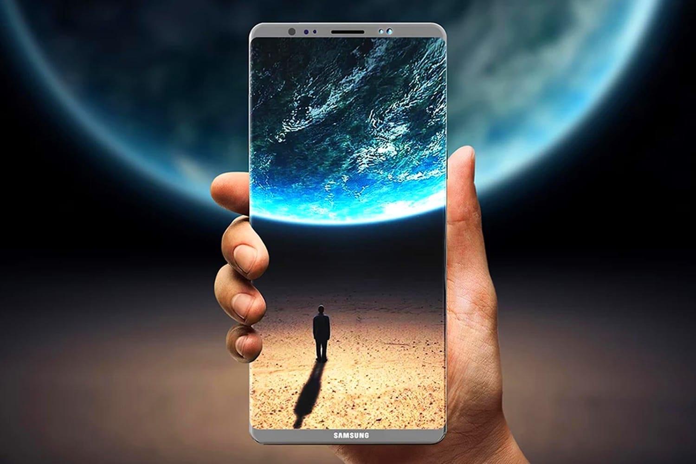 """Samsung зробить смартфони майбутнього з """"металу 12"""""""