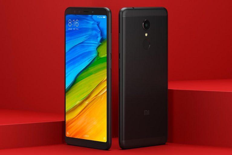 Безрамковий Xiaomi Redmi 5 в шикарній топовій модифікації надійшов у продаж