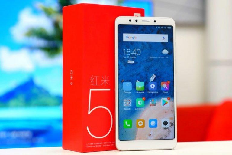 Xiaomi Redmi 5 тимчасово розпродають за найнижчою ціною в історії