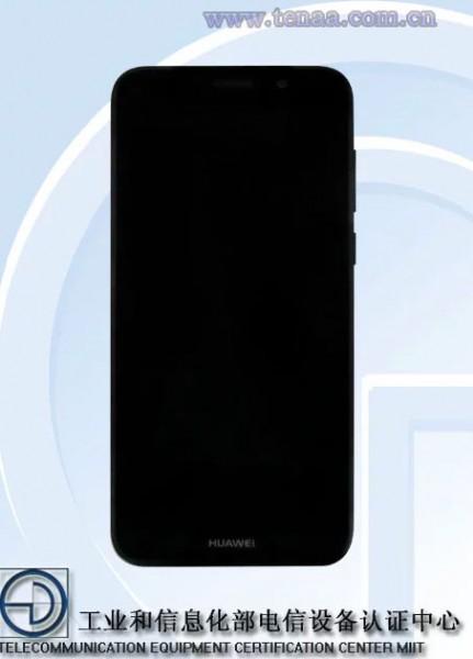 У TENAA засвітився смартфон Huawei Y5 Prime (2018)