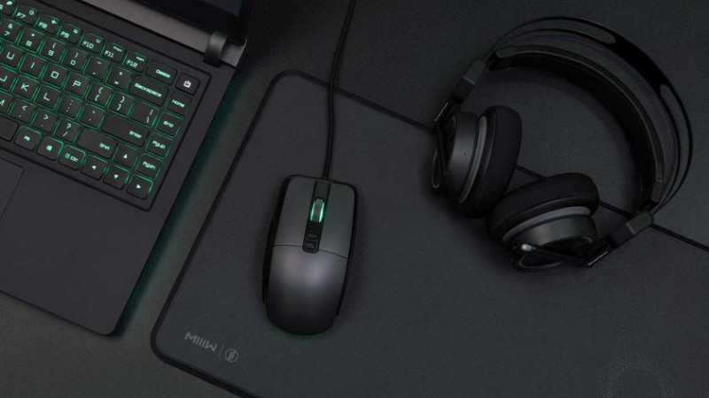 Xiaomi представила геймерську бюджетну мишку Mi Gaming Mouse