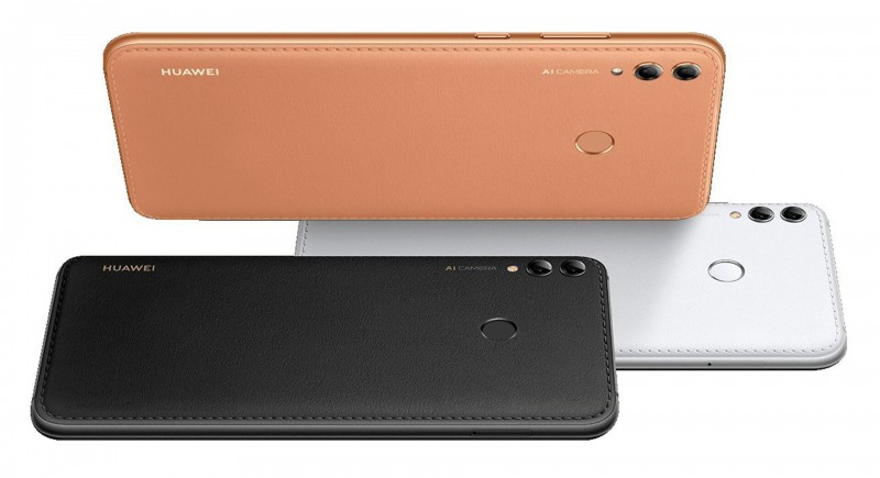 Huawei показала найдивнішийсмартфон із шкіряною обшивкою