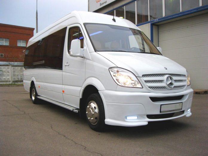 Заказ микроавтобуса Киев