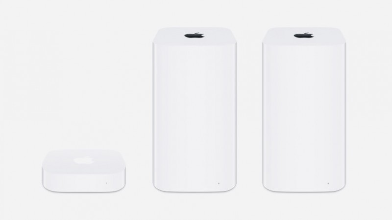 Apple закрила виробництво фірмових роутерів
