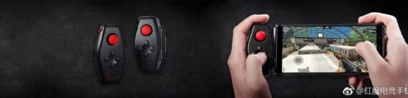 Nubia представила Red Magic Mars – ігровий смартфон c 10 ГБ оперативної пам'яті