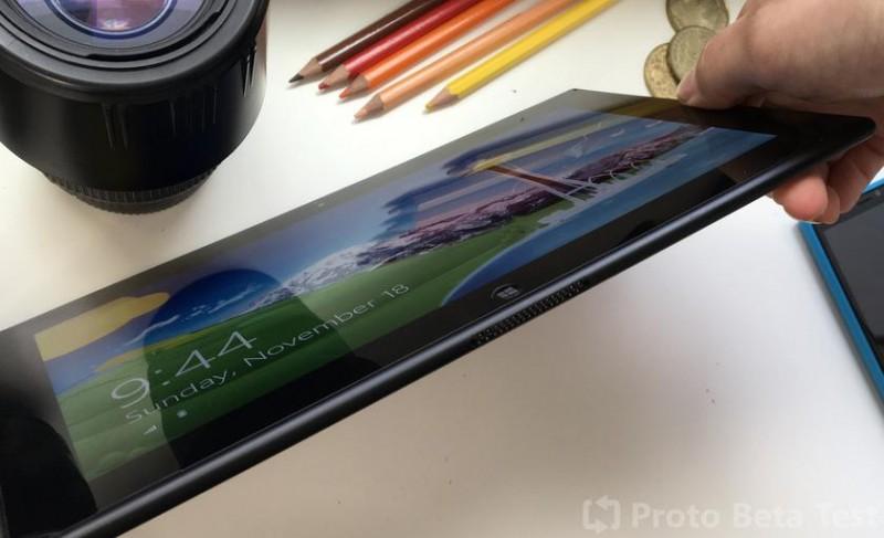 Прототип планшета Nokia працює на ОС Windows