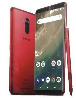 Бюджетний смартфон Infinix Note 5 Stylus має чистий Android та ємкісний акумулятор
