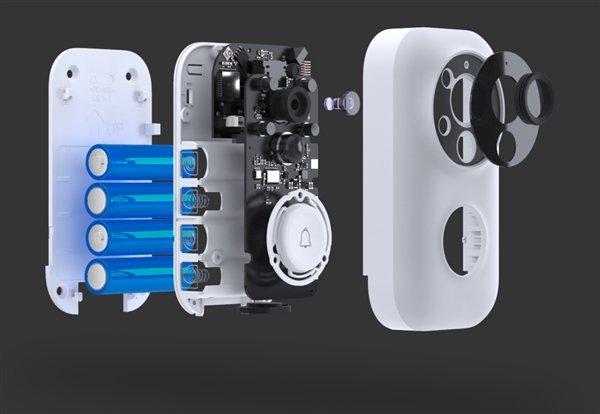 Xiaomi представила дверний дзвінок за $29