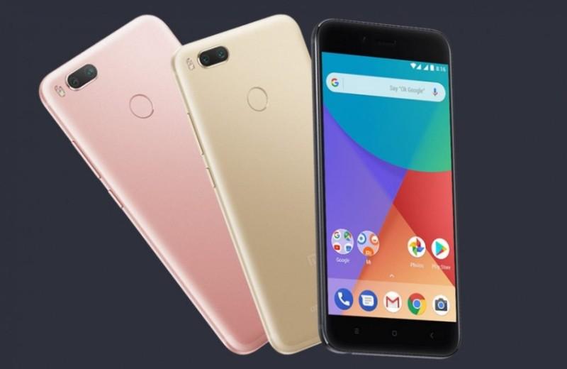 Xiaomi Mi A1 отримав стабільну версію Android 9.0 Pie