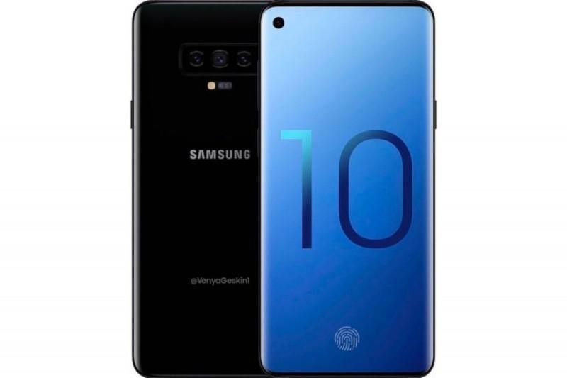 Працюючий Samsung Galaxy S10 на фотографії виглядає неймовірно  e44aaea712ee8