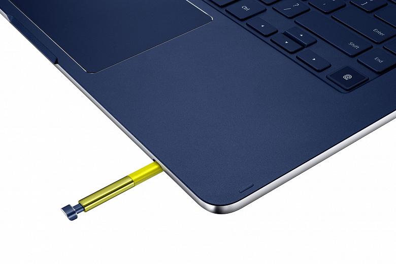 Лептопи-трансформери Samsung Notebook 9 Pen вже анонсовані