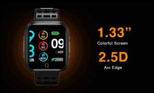 Водонепроникний розумний годинник Elephone Watch 3 коштує всього $ 30