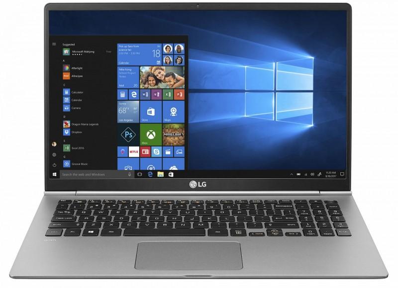 Опубліковані зображення тонких і легких ноутбуків LG Gram нового покоління