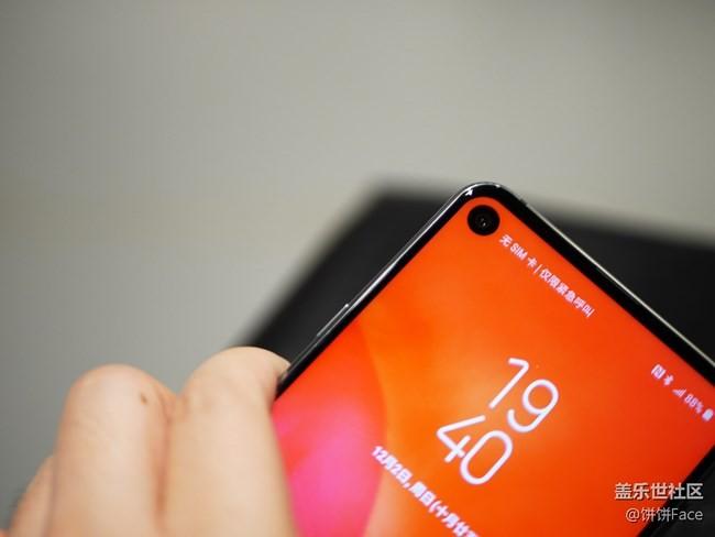 Вийшов перший смартфон Samsung з отвором в екрані Samsung Galaxy A8s ... 0d4773710e217