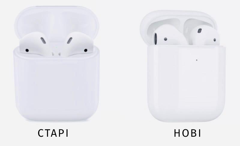 Користувачів як і раніше чекають два незалежних один від одного навушника 3737ec679e559