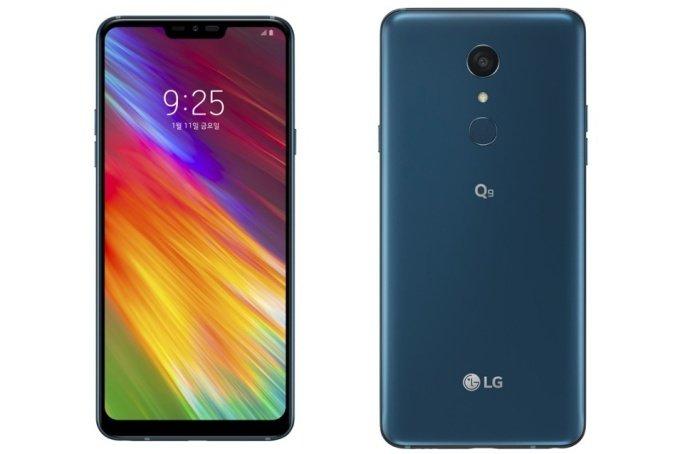 Стали відомі характеристики смартфона LG Q9