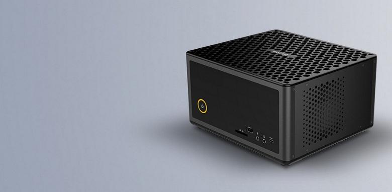ZOTAC Magnus - найкомпактніший ігровий міні-ПК з відеокартою GeForce RTX