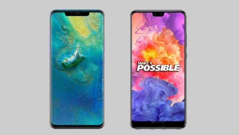 Смартфони Huawei Mate 20 Pro і P20 Pro можуть стрімити HDR-відео