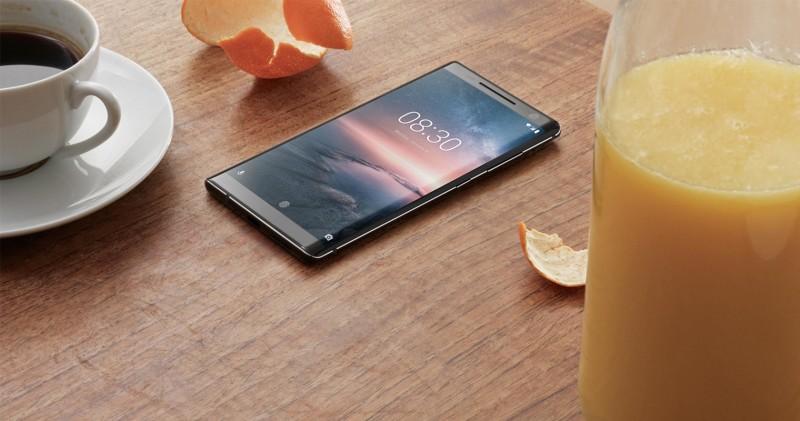 Nokia 8 Sirocco отримав стабільну версію Android 9.0 Pie