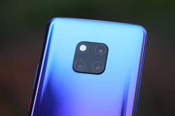 Найближчим часом протестується камерофон Huawei Mate 20 Pro