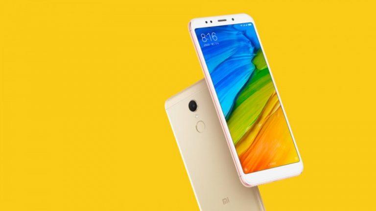Смартфон Xiaomi Redmi 5 отримав стабільну версію MIUI 10