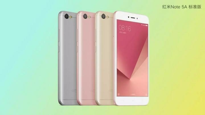 Xiaomi Redmi Note 5A і Redmi Note 5A Prime отримали стабільну версію MIUI 10