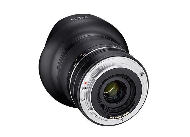 З'явилися нові зображення повнокадрового ортоскопічного об'єктива Samyang XP 10mm f / 3.5