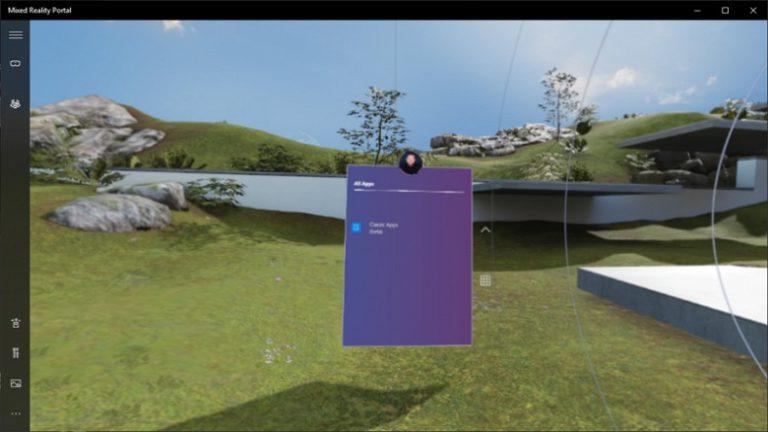 Word і Photoshop в 3D?  Microsoft тестує можливість запуску будь-яких додатків в гарнітурах віртуальної реальності