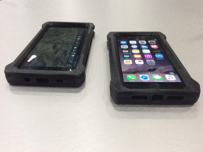Чохли Juggernaut.Case IMPCT роблять смартфони Apple і Samsung придатними для правоохоронних органів і військових