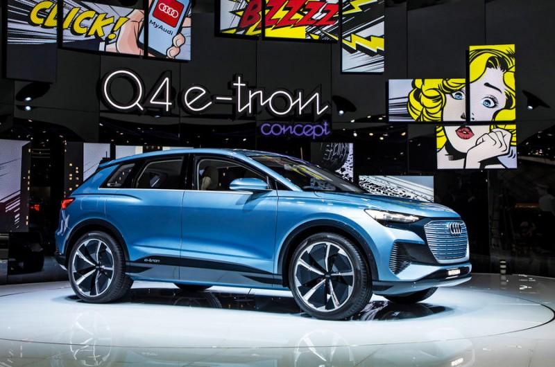 Audi випустить конкурента Tesla Model 3 не раніше, ніж в 2023 році