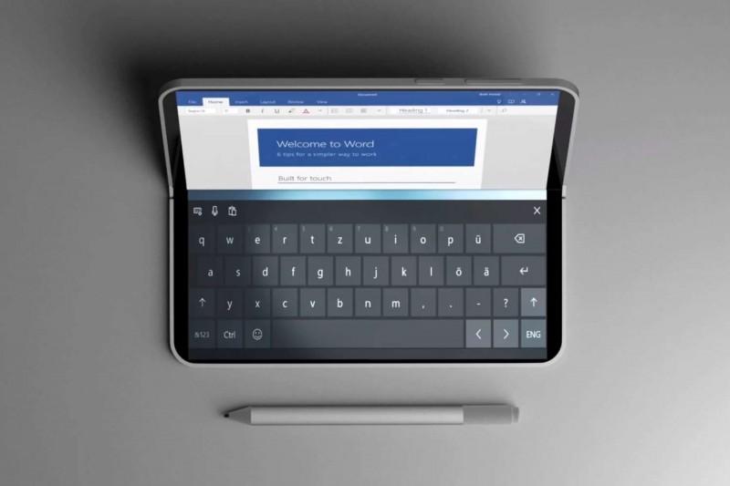 Вбивця iPad Pro: Microsoft випустила складаний планшет Surface на Windows 10
