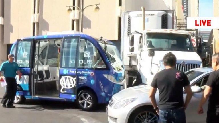 Завершилося дворічне розслідування ДТП за участю безпілотного автобуса