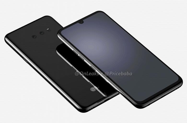Флагманський смартфон LG G8X із Snapdragon 855 і екраном QHD позує на величезних рендерах