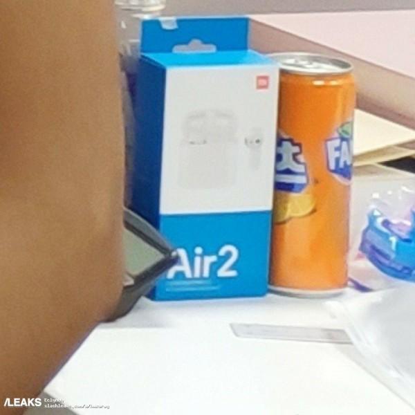 Xiaomi готує бездротові навушники Air 2 (AirDots Pro 2)