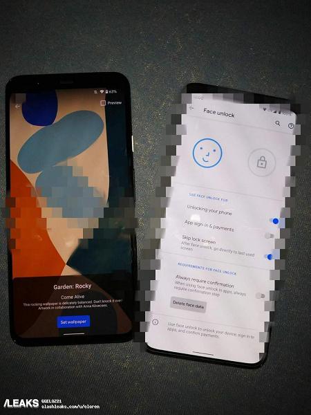 Google Pixel 5 XL позує наживо за 8 місяців до анонса