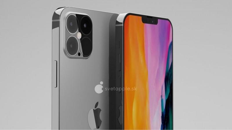 Дизайнер зобразив iPhone 12 в новому дизайні з міні-монобровою