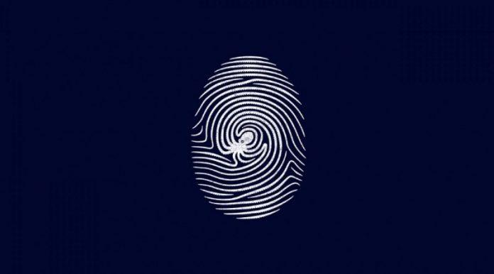 сканер відбитків пальця