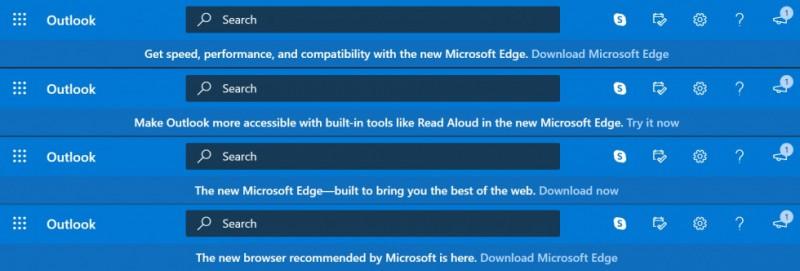 В Google Chrome з'явилась надокучлива реклама від Windows 10