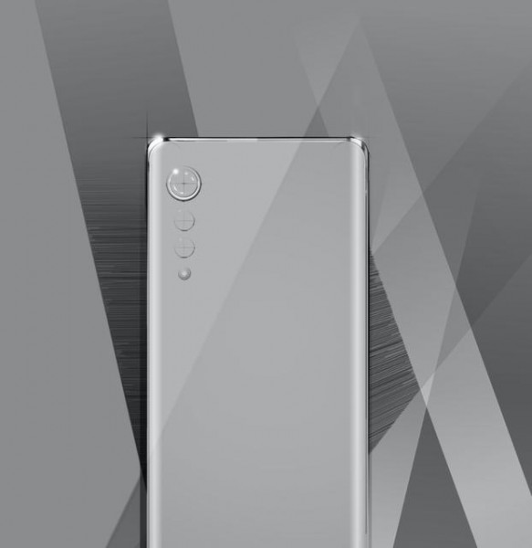 LG показала як будуть виглядати майбутні смартфони компанії
