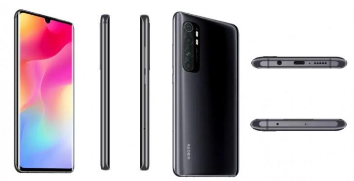 З'явились характеристики та ціна Xiaomi Mi Note 10 Lite