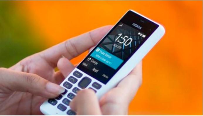 Дешевий кнопковий Nokia 150 перевипустять