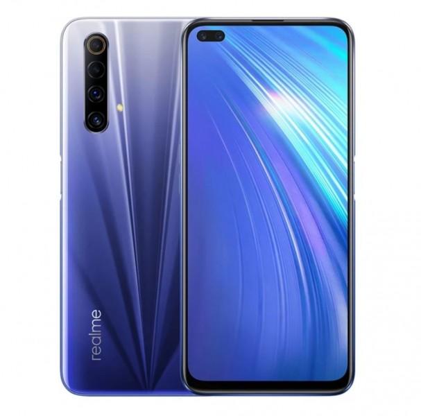 Realme X50m 5G вийшов з дисплеєм 120 Гц, Snapdragon 765G, 30W зарядкою та камерою на 48 МП