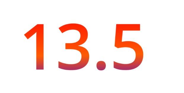 Порівняння швидкості iOS 13.5 GM і iOS 13.4.1. Чи варто оновлюватися?