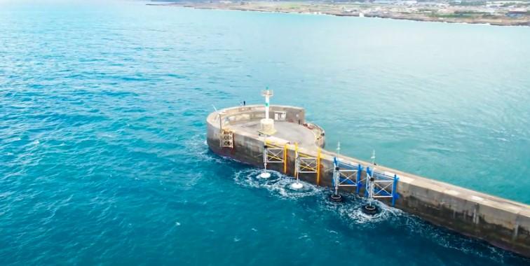 Вчені винайшли новий пристрій, який генерує енергію по центру океану