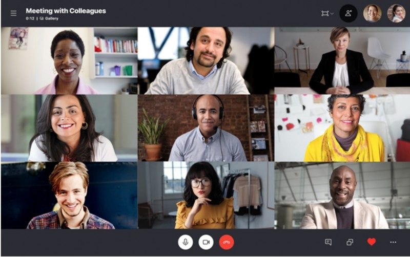 Microsoft масштабно оновила інтерфейс Skype