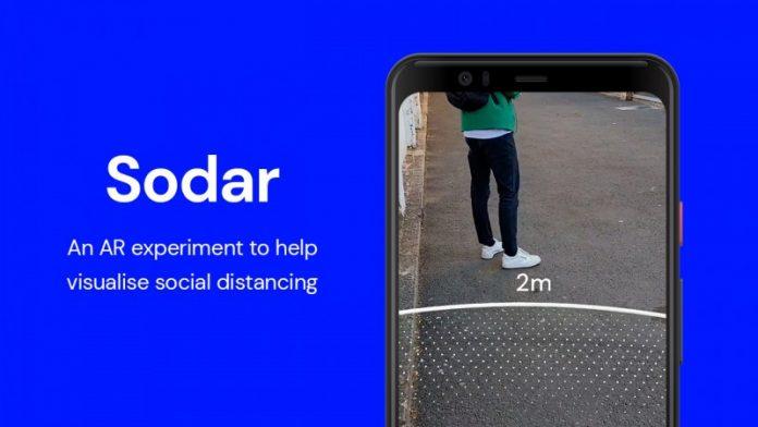 Google випустила інструмент, який допоможе дотримуватися соціального дистанціювання