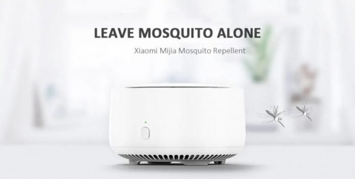 Xiaomi представила розумний відлякувач комарів