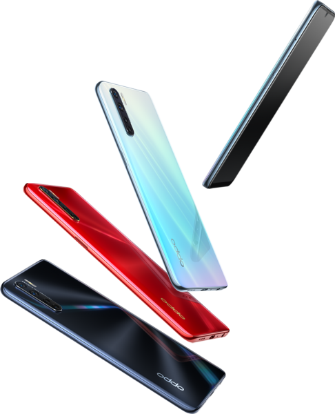 Бренд OPPO офіційно представив в Україні нові недорогі смартфони