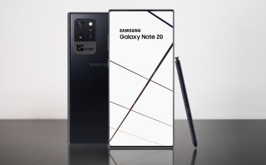 Samsung Galaxy Note 20 Plus не отримає 100-кратного зуму