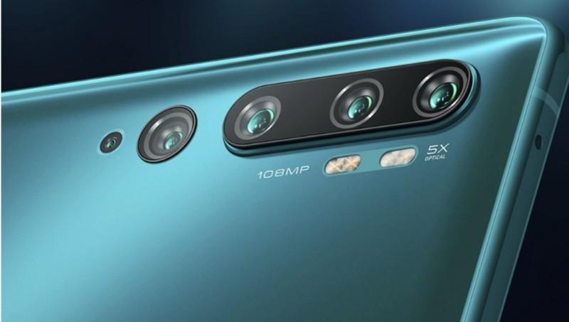 Xiaomi готує смартфон з 120-кратним зумом